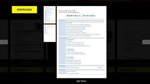 Free Online Resume Builder Software Download by Cv Resume Builder Download