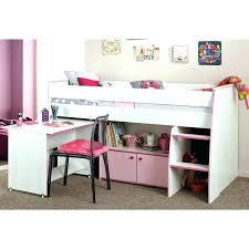 bureau avec rangement intégré lit mezzanine avec bureau et armoire integres lit suraclevac