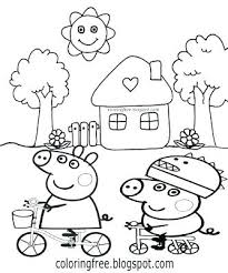 coloring pages peppa the pig peppa pig coloring book as well as pig coloring pages pig coloring