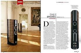 most beautiful speakers audio esoterica new issue print digital sound image news