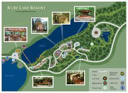 Ruby Map Site Map Ruby Lake Resort Sunshine Coast Bc Eco Lodge