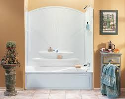 shower bathtub and shower combo units luxury bathroom