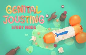 Hard Dick Meme - genital jousting on steam