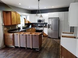 spray painting kitchen cabinets scotland kitchen cabinet painting albany ny 518 painters