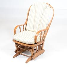 Nursery Upholstered Rocking Chairs by Furnitures Fill Your Home With Cozy Glider Rocker For Charming