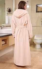 robe de chambre avec capuchon insun unisexe peignoir avec capuche femme homme kimono robe de
