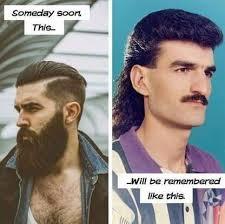 Facial Hair Meme - hipster on top lumberjack on bottom memebase funny memes