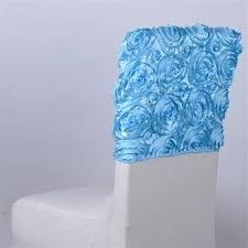 rosette chair covers wholesale chair sashes for wedding chair bows satin lace