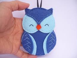 271 best felt ornaments images on