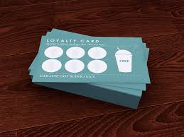 25 best loyalty card design ideas on loyalty cards