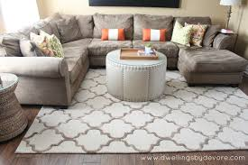 Living Room Area Rugs Sectional With Huge Rug I Like The Round Automan H0me Idea