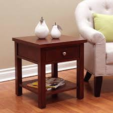 Cherry Wood End Tables Living Room Agreeable Cherry Wood End Tables Coffee Table Marvelous Bedroom
