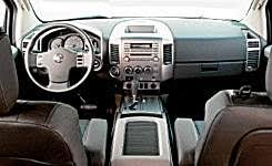 Nissan Titan 2004 Interior Nissan Wallpaper Nissan Titan Interior First Photos New Cars Car