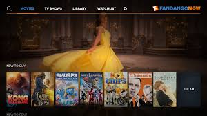 fandangonow for android tv android apps on google play
