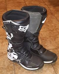 dirt bike riding boots mens ebay motors