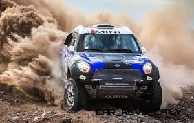mini countryman dakar 2015