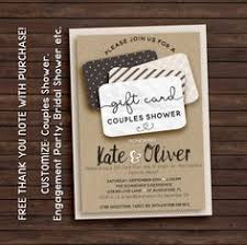 gift card bridal shower gift card bridal shower invitation wording bridal shower