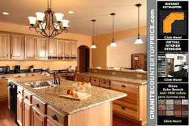 oak cabinets with granite granite countertops with oak cabinets large size of small oak