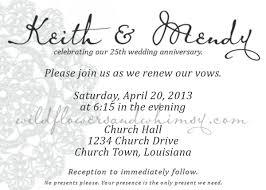 wedding vow renewal invitations plumegiant com