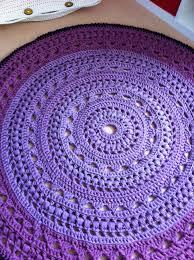 Crochet Tshirt Rug Pattern Crochet Tshirt Rug Pattern Gallery Craft Pattern Ideas