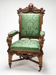 Victorian Sofa Reproduction Antique Parlor Chairs Foter