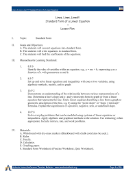 wonderful identifying linear equations worksheet pictures