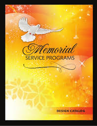 Downloadable Funeral Program Templates Funeral Programs Templates Download