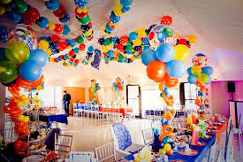 birthday decoration at home for kids no gifts allowed on your kids birthday party wedding planners