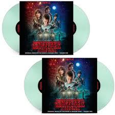 volume 1 volume 2 glow in the dark green vinyl 4xlp mcn0