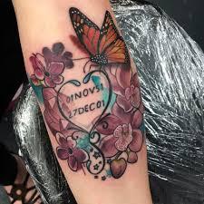 tattoo rose arm 18 memorial tattoos for grandpa