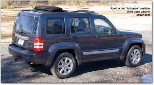 how to unlock a jeep liberty without 2008 2012 jeep liberty description photos details