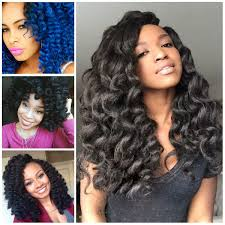 pictures of crochet hair hairstyles crochet braids hairstyle ideas for black women 2016 2017