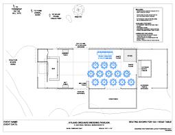 dance floor plan plan 104 guests head table 170227 u2013 hyland orchard u0026 brewery