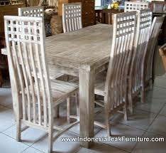 Teak Wood Dining Tables Wood Furniture Dining Table Chairs Set
