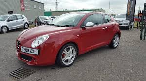 alfa romeo mito 1 4 veloce t manual petrol 3 door now sold for
