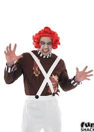 Oompa Loompa Costume Zombie Oompa Loompa Style Halloween Costume 3948 Disc