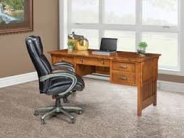 Mission Furniture Desk Craftsman Office Desks U0026 Chairs U0026 Bookshelves Countryside Amish