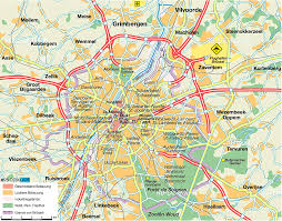 map brussels map of brussels belgium map in the atlas of the world world