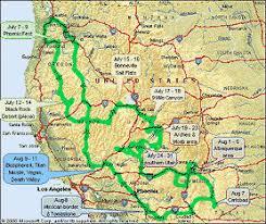 black rock desert map southwest road trip 2001 usa road trips