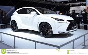 lexus crossover lexus nx by will i am crossover suv concept stock video video