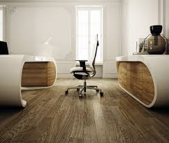 office modern office desks ideas with natural wooden executive