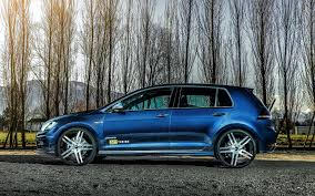 volkswagen golf blue blue volkswagen golf r hd pics