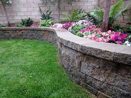 segmented retaining walls san diego california ca