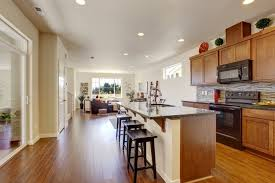how to make an open concept kitchen 5 steps to plan an open concept kitchen the rta store