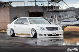 slammed lexus ls460 hawaii five ohhhhhh the vpr lexus ls430 stanced rides u2013 the