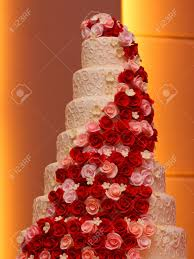 big wedding cakes big wedding cake stock photo picture and royalty free image