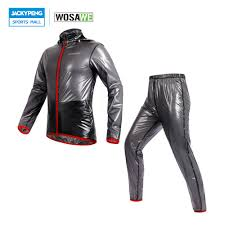 cycling rain jacket sale aliexpress com buy wosawe raincoat cycling jacket waterproof