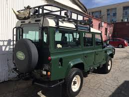 land rover 110 for sale completely original 1980 land rover defender 110 offroad for sale