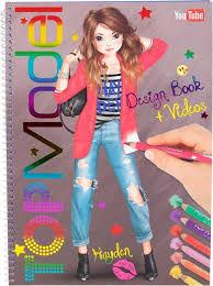 doll design book top model design book videos toys uk co uk