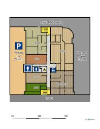 the office floor plan 6 3rd floor plan office retail space rent lease warner plaza